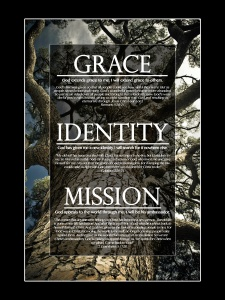 If Nothing Else Grace, Identity, Mission