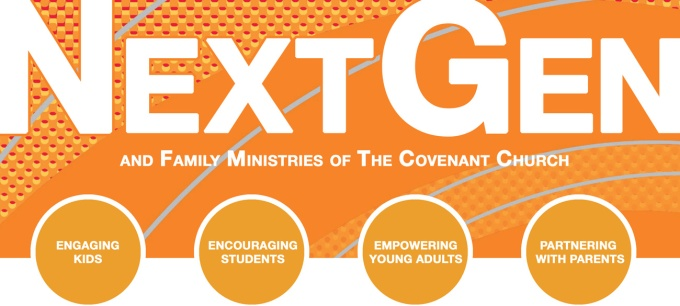 My New Role as NextGen Pastor