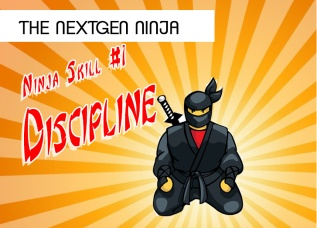 NextGen Ninja: The Master Communicator Rule #1 – Be Prepared